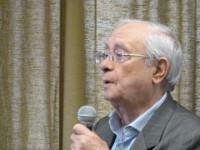 Max Weinstein ( Président d'honneur de MRJ-MOI)